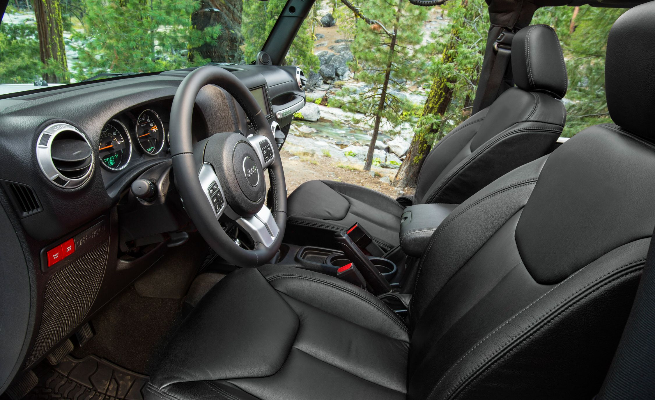 How We'd Spec It: 2015 Jeep Wrangler – Feature – Car and Driver