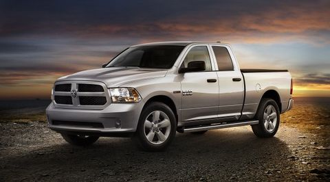 Fca Recalls 346 000 Ram Pickups For Airbag Steering And Bracket Failures News Car And Driver