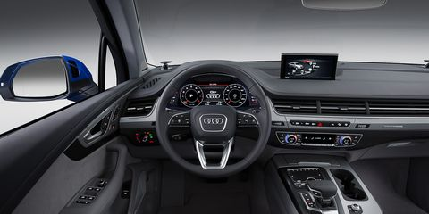View Photos Image Audi Releases More Information On Q7 E Tron