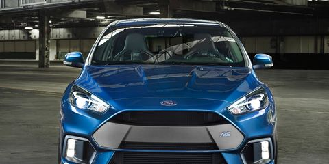 Ford Focus Awd >> Ford Focus Rs Development Details Awd Trickery And More News
