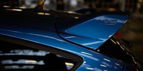 Automotive design, Automotive tail & brake light, Automotive exterior, Logo, Electric blue, Trunk, Sedan, Full-size car, Personal luxury car, Mid-size car,