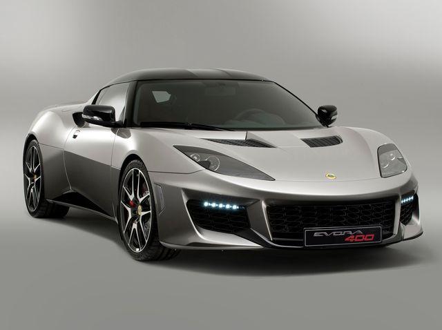 2019 Lotus Evora 400