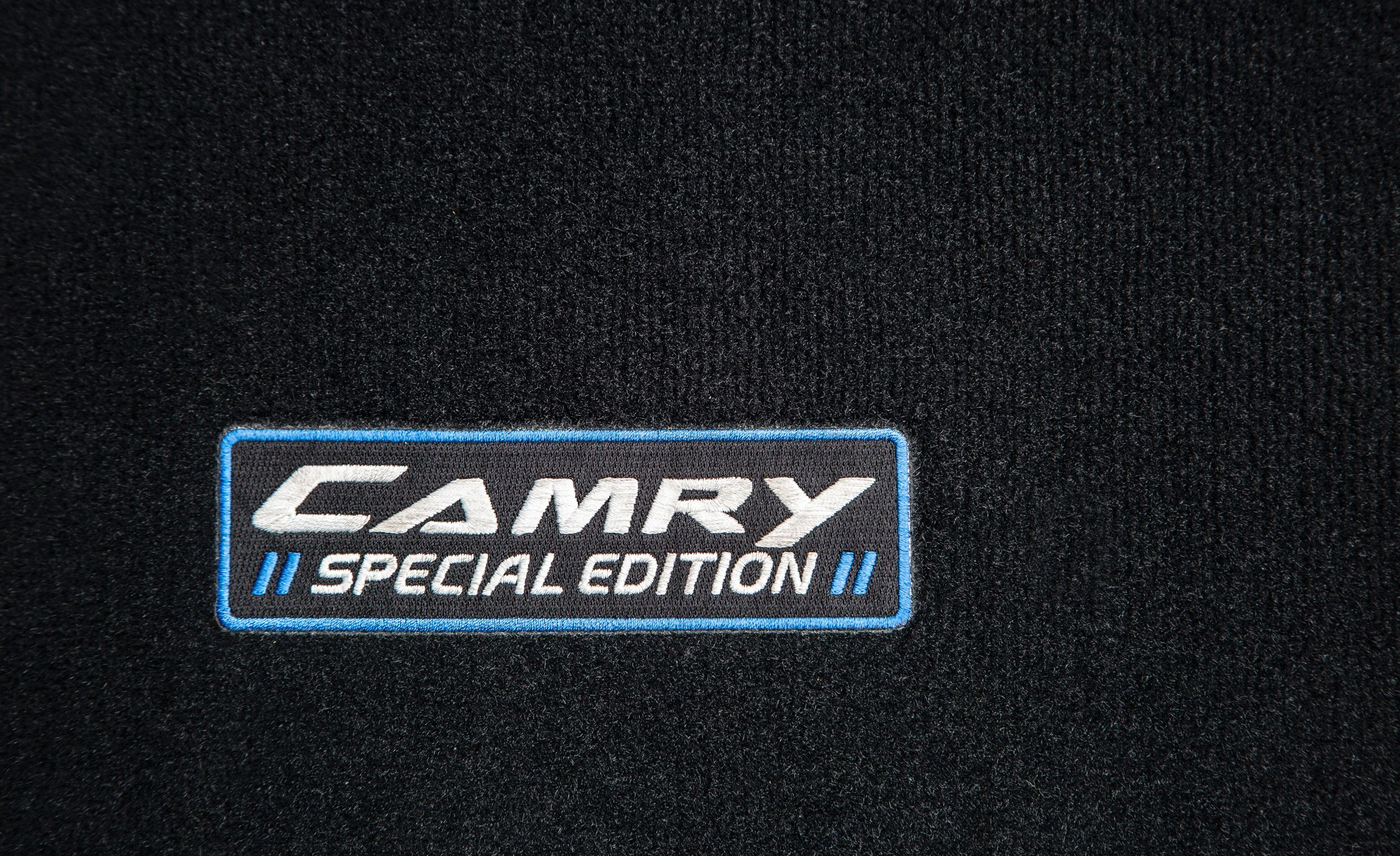 2016 Toyota Camry Special Edition Gonna Make You Notice