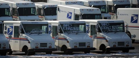 The U S  Postal Service Is Going New-Truck Shopping – News – Car and
