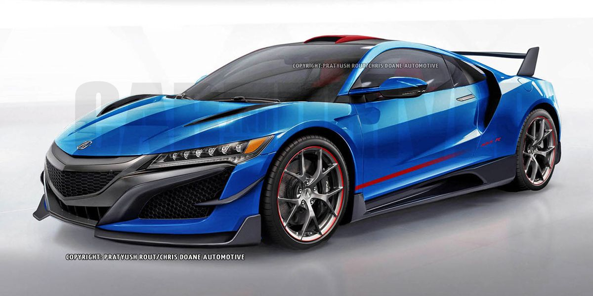 Acura NSX May Add Convertible, Type R Variants