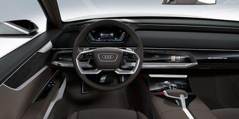 Motor vehicle, Mode of transport, Steering part, Automotive design, Steering wheel, Center console, Car, Personal luxury car, Automotive mirror, Luxury vehicle,