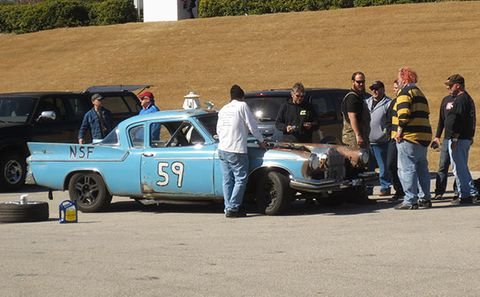 24 Hours of LeMons (Sweet Home) Alabama: The Winners!