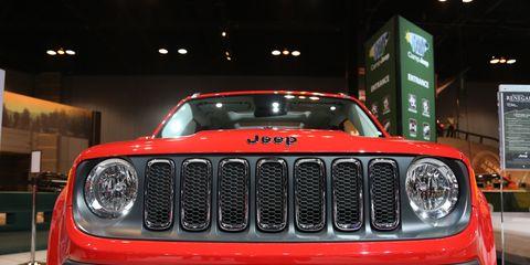Jeep Renegade Easter Eggs and Hidden Secrets