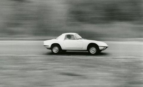 1966 lotus elan s2 coupe