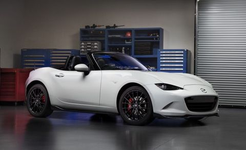 Mazda Shows 2016 MX-5 Miata Wearing a Full Set of Accessories – News