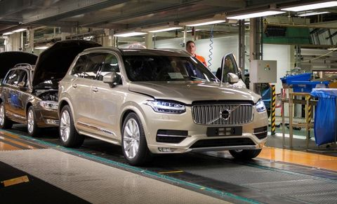 Volvo Plans to Open U S  Factory – News – Car and Driver