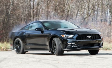 2015 Mustang Colors >> The World S Favorite 2015 Ford Mustang Colors Are