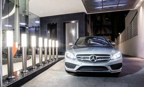 Mercedes-Benz Recalls 33K C-class and CLS-class Cars for Gas