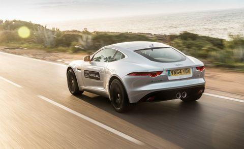 2016 Jaguar F Type S Coupe Euro Spec