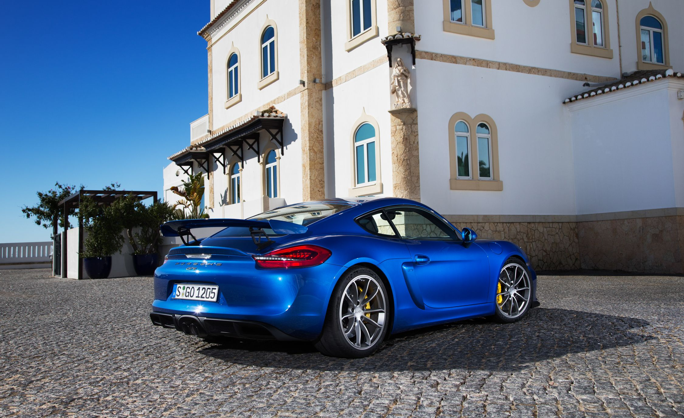 How We\u0027d Spec It 2016 Porsche Cayman GT4 \u2013 Feature \u2013 Car