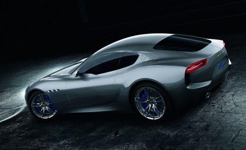 2017 Maserati Alfieri Concept