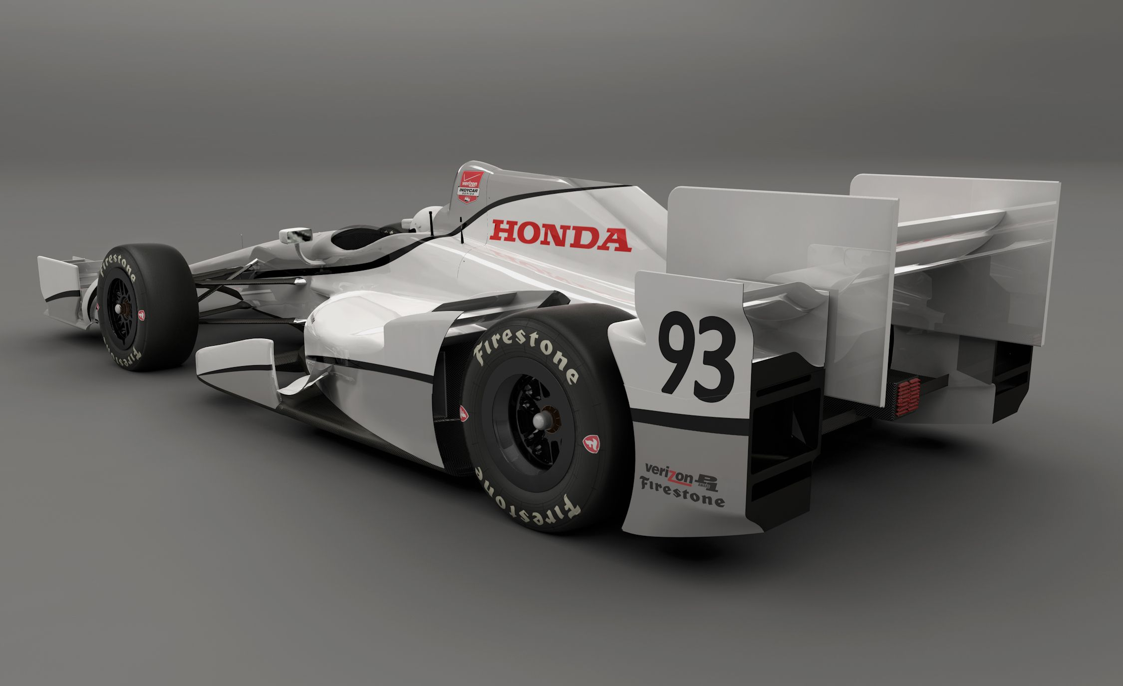 Honda Introduces Insane Looking Aero Kit For Indycar News Car