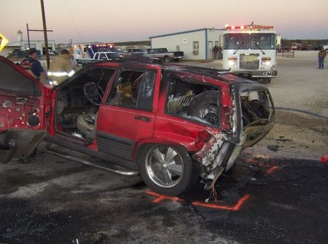 Chrysler Goes To Trial Over Fiery Jeep Crash, Claims