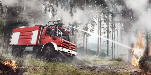 Proof that the Mercedes-Benz Unimog Is the World's Most