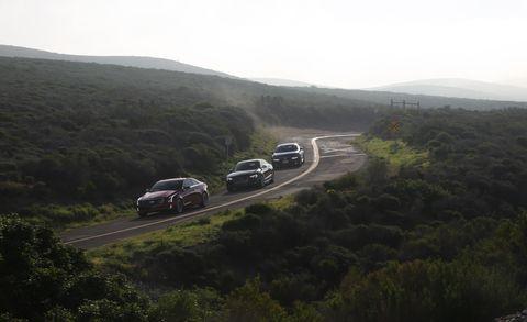 Mountainous landforms, Automotive design, Highland, Automotive exterior, Hill, Terrain, Hill station, Fell, Alloy wheel, Sport utility vehicle,