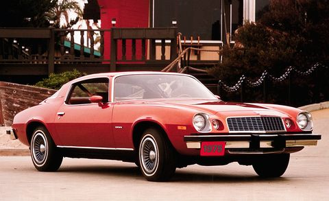 The History of the Chevrolet Camaro, from 1967 to Today