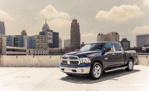 Fiat Chrysler Sued over Incorrect Axle Ratio in Ram 1500
