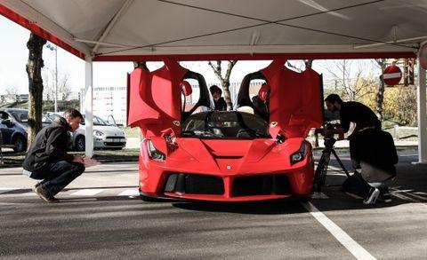 Florida Lawsuit Alleges Ferrari Dealer Rolled Back Mileage News Car And Driver
