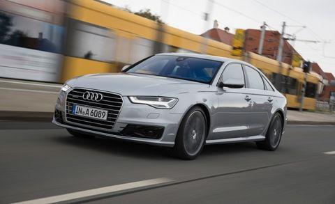 2016 Audi A6 Tdi Quattro