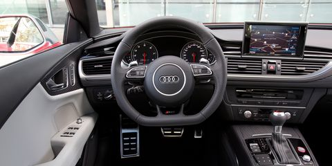 2016 Audi A6 A7 S6 S7 And Rs7 Prepare To Pay More News Car