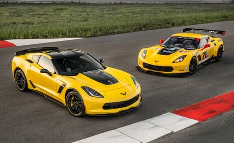 2016 Chevrolet Corvette Z06 C7 R Edition Revealed – News – Car and