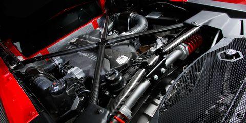 Automotive design, Engine, Automotive engine part, Automotive fuel system, Carbon, Automotive air manifold, Hood, Motorcycle accessories, Performance car, Automotive super charger part,