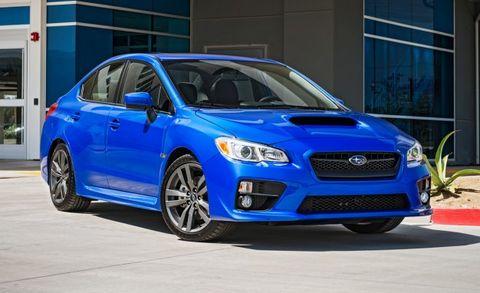2016 Subaru WRX and WRX STI: More Luxury, More Features