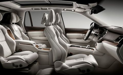 2016 Volvo Xc90 T8 Excellence Edition