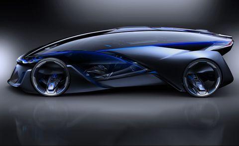 Automotive design, Automotive lighting, Light, Logo, Personal luxury car, Luxury vehicle, Electric blue, Automotive light bulb, Reflection, Silver,