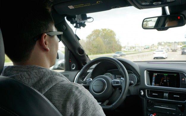 delphi autonomous drive audi