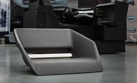 Floor, Automotive design, Flooring, Black, Grey, Monochrome, Design, Armrest, Black-and-white, Gloss,