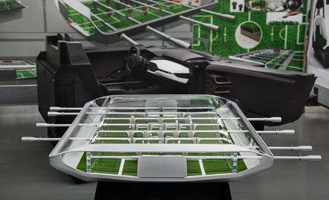 Green, Shopping cart, Engineering, Steel, Kitchen appliance accessory, Cart, Aluminium,