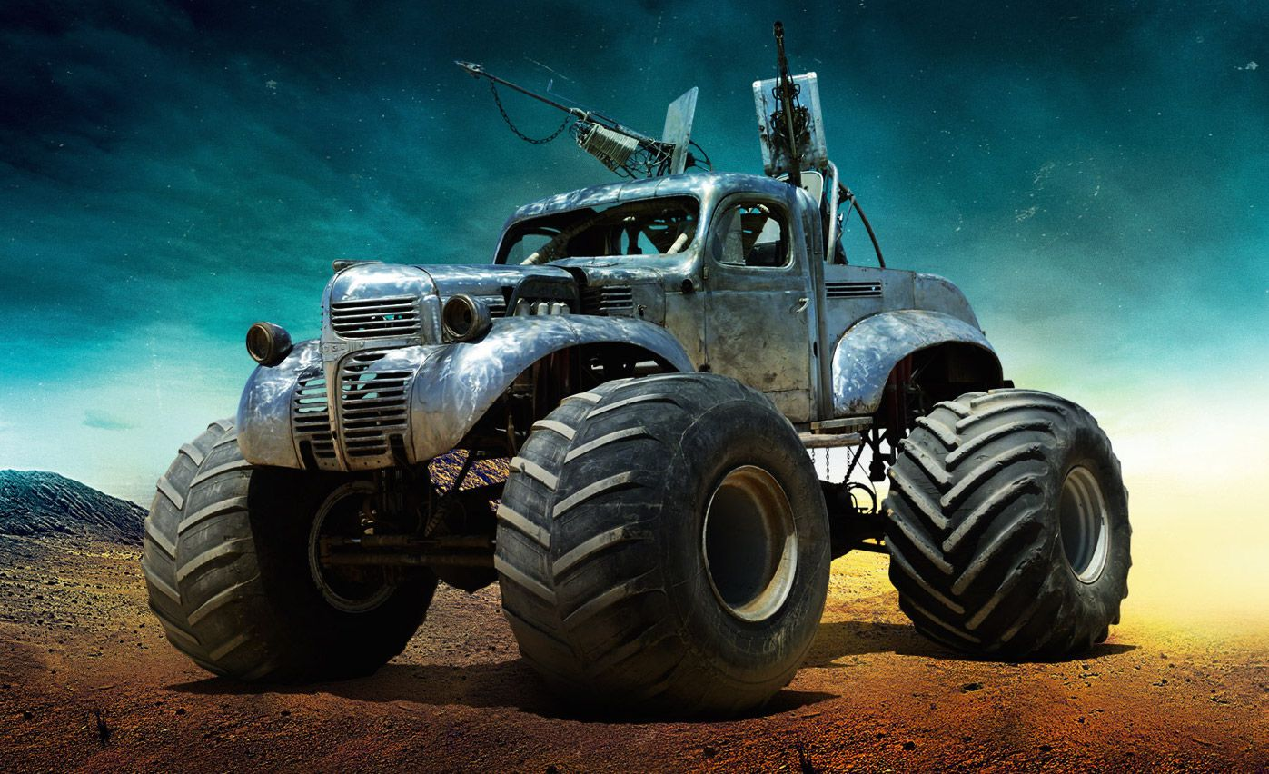 Exclusive First Look The Cars Of Mad Max Fury Road