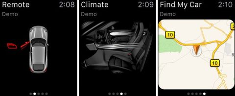 Apple Watch and Your Car: A Rundown of Automaker Apps – News