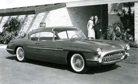1956 impala gmmotorama show car