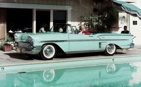 Automotive design, Vehicle, Land vehicle, Classic car, Automotive exterior, Car, Classic, Vehicle door, Glass, Antique car,