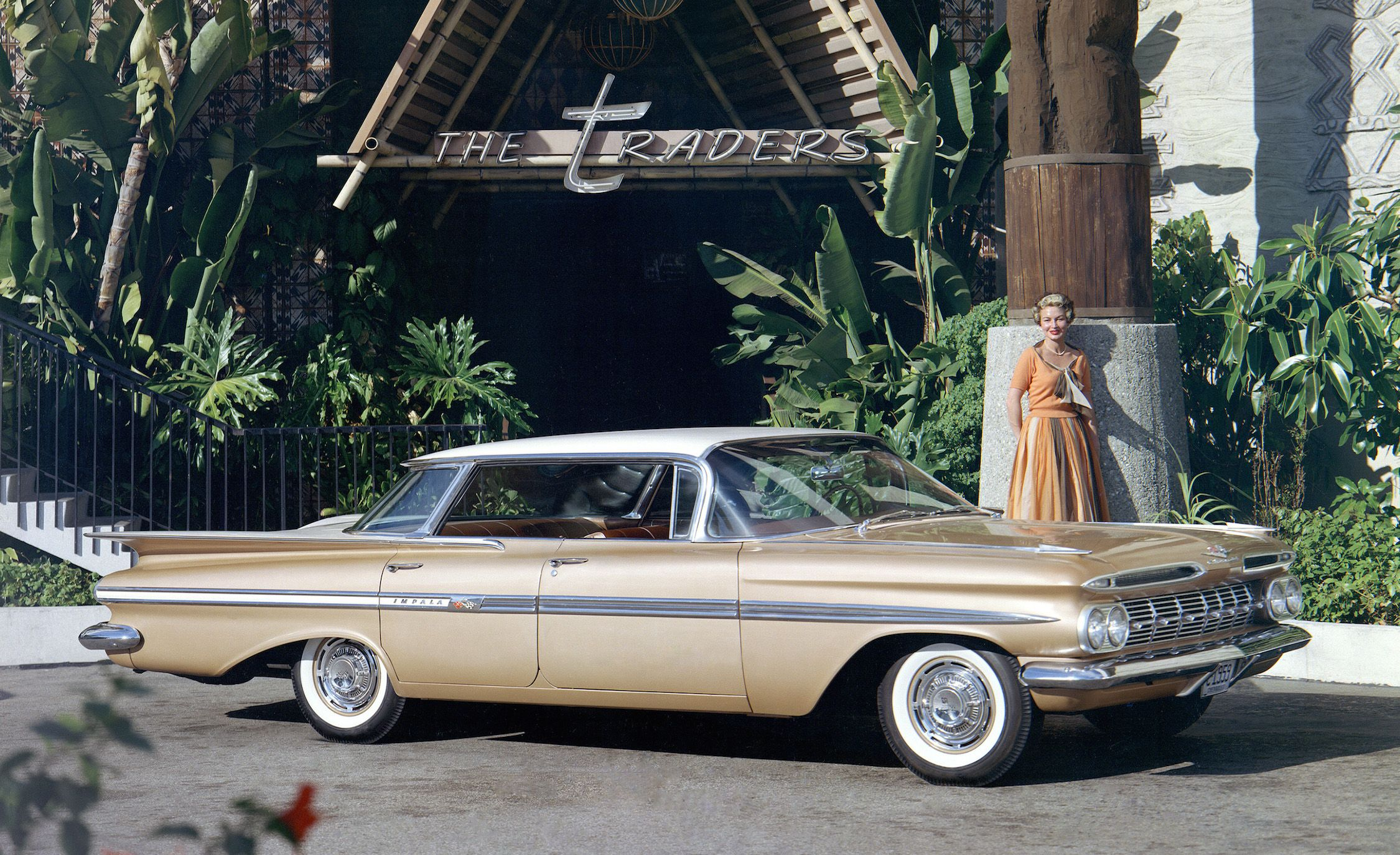 A Visual History Of The Chevrolet Impala