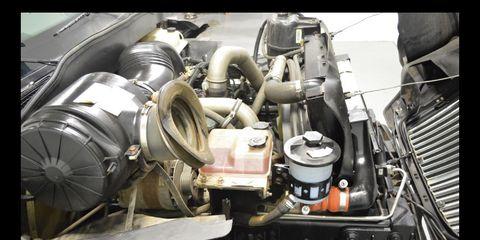 Motor vehicle, Engine, Metal, Automotive engine part, Iron, Steel, Machine, Pipe, Nut, Engineering,