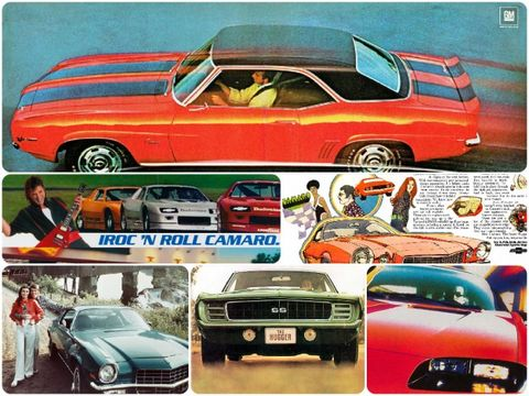 45 Awesome Vintage Chevrolet Camaro Ads – Feature – Car and