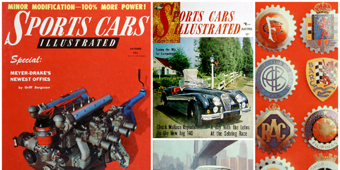 Motor vehicle, Land vehicle, Fender, Classic car, Hood, Automotive wheel system, Race car, Sports car, Windshield, Poster,