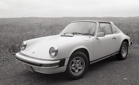 Land vehicle, Vehicle, Car, Porsche 911 classic, Black, Regularity rally, Coupé, Porsche 912, Convertible, Classic car,