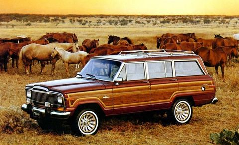 Grand Wagoneer 2018 >> Jeep Will Show The 2018 Grand Wagoneer To Dealers This Fall News
