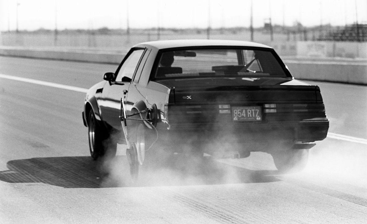 9e1f41d38c Buick Grand National GNX (1987)