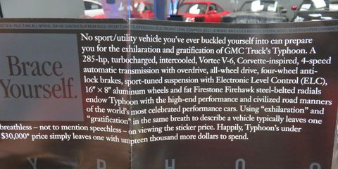 Teal Typhoon: This Twin-Turbo GMC Will Take You Back to the