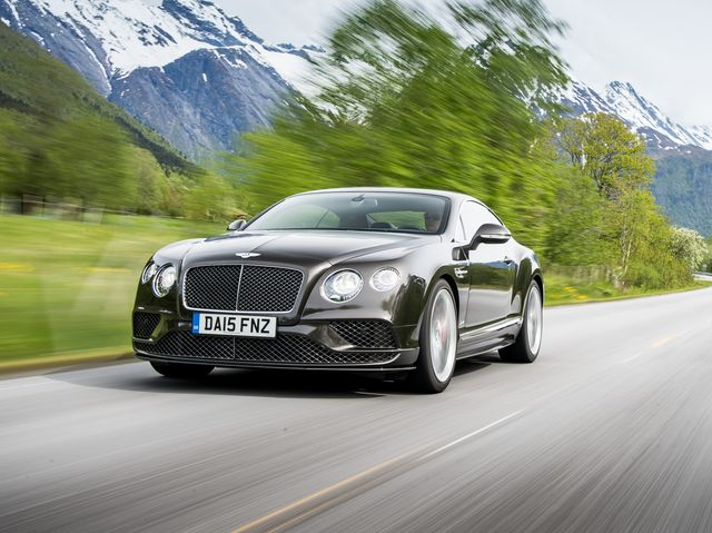 Bentley Continental Gt Speed Review Pricing And Specs